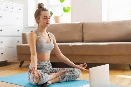 Stages de yoga en ligne, à Frasses