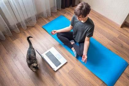 Leçons de yoga en ligne, à Cugy