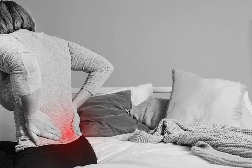 soigner le mal au dos avec le yoga