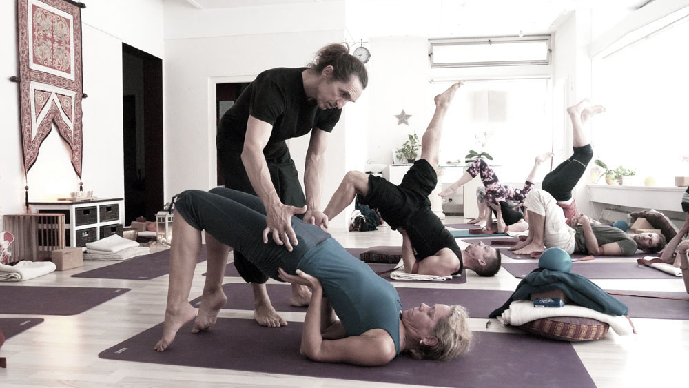 YOGÂME cours de yoga