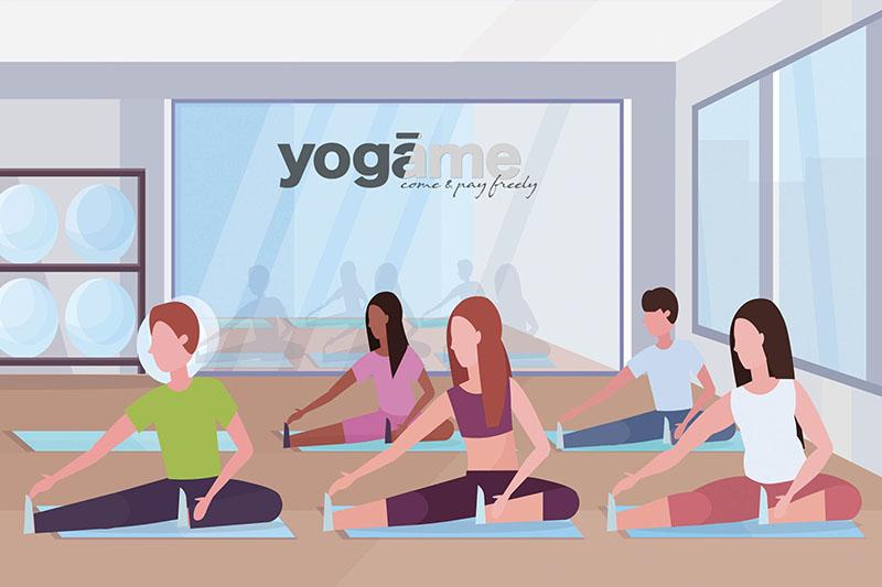 cours de yoga en studio Neuchâtel